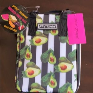 Betsy Johnson Insulated lunch tote